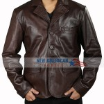 The Gentlemen Hugh Grant Leather Jacket
