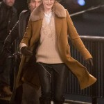 The Gentlemen Michelle Dockery Coat