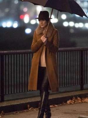 Michelle Dockery The Gentlemen Coat