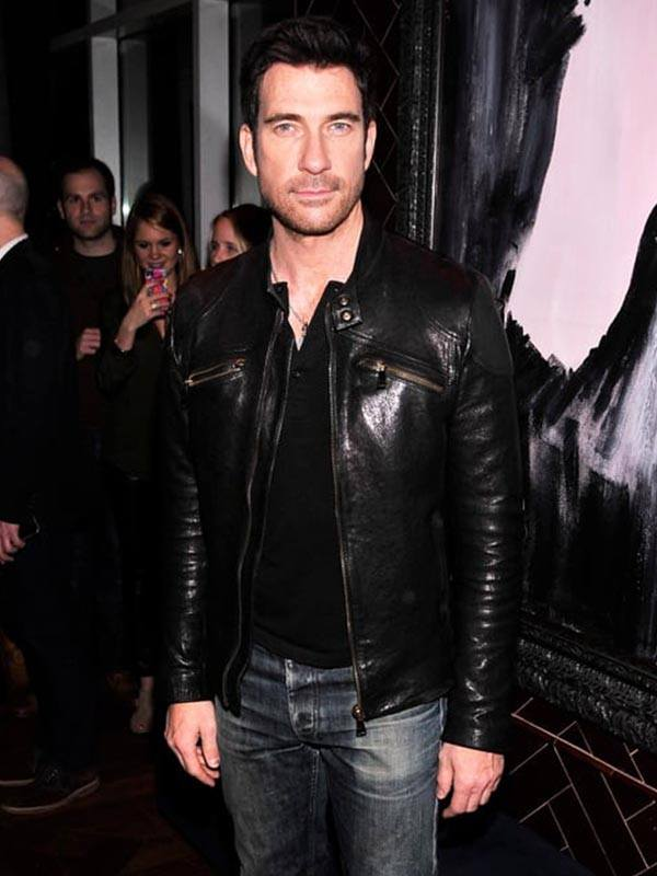 The Host Dylan McDermott Jacket