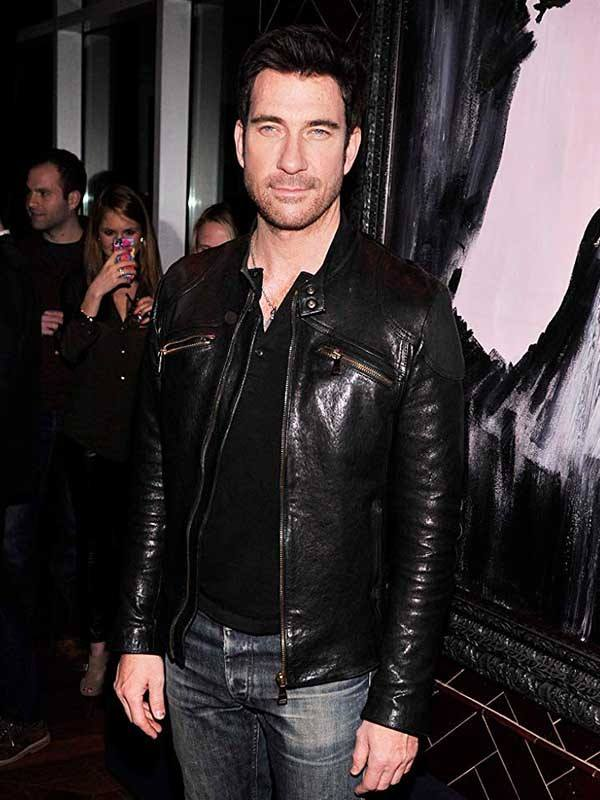 The Host Dylan McDermott Leather Jacket