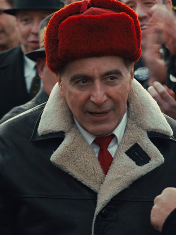 The Irishman Al Pacino Jacket