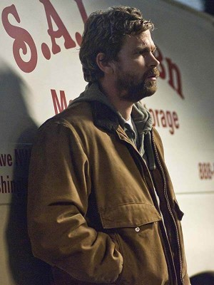The Killing Brendan Sexton Jacket