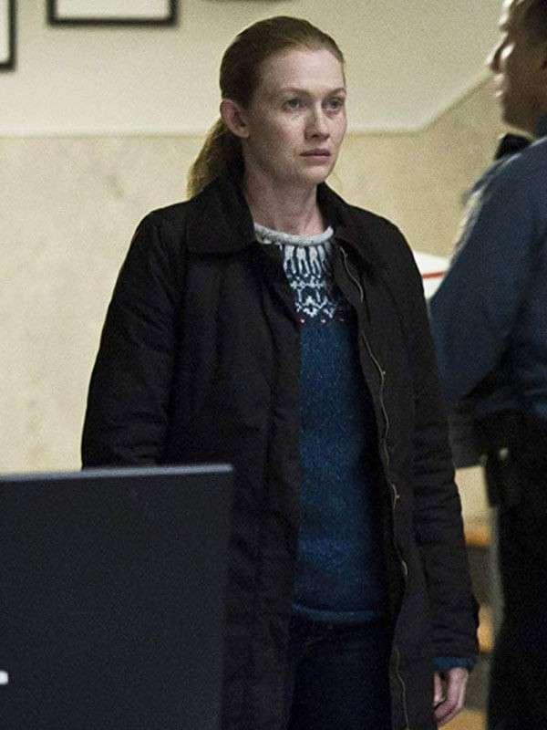 The Killing Mireille Enos Jacket