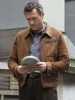 Jason O'Mara The Man in the High Castle Jacket