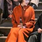 The Marvelous Mrs.Maisel Midge Maisel Wool Trench Coat