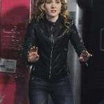 The Nine Lives of Chloe King Leather Jacket