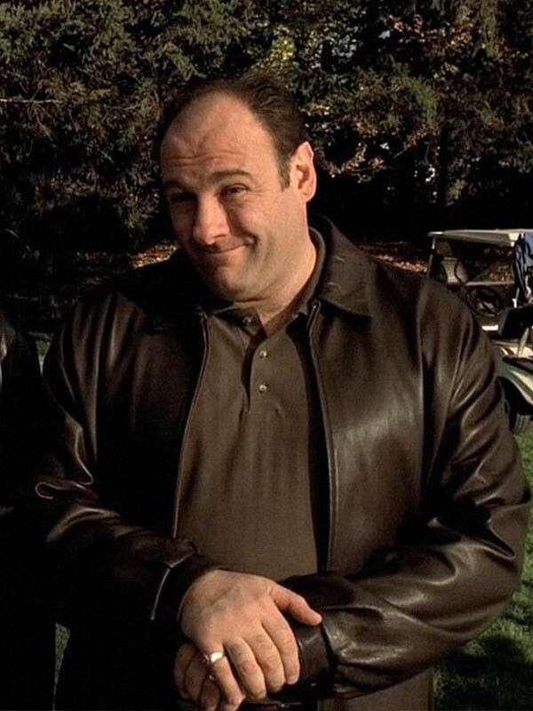 The Sopranos TV Series Tony Soprano Jacket