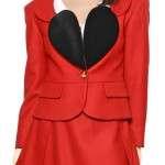 The Vivienne Red Valentine's Day Blazer