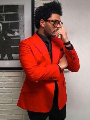 The Weeknd Blinding Lights Blazer