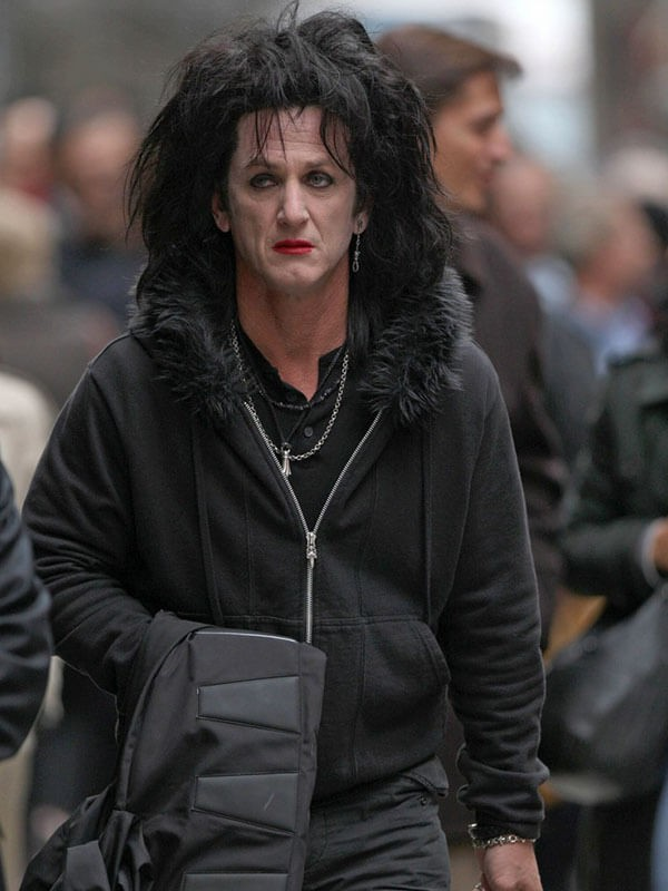 This Must Be the Place Sean Penn Hoodie Jacket