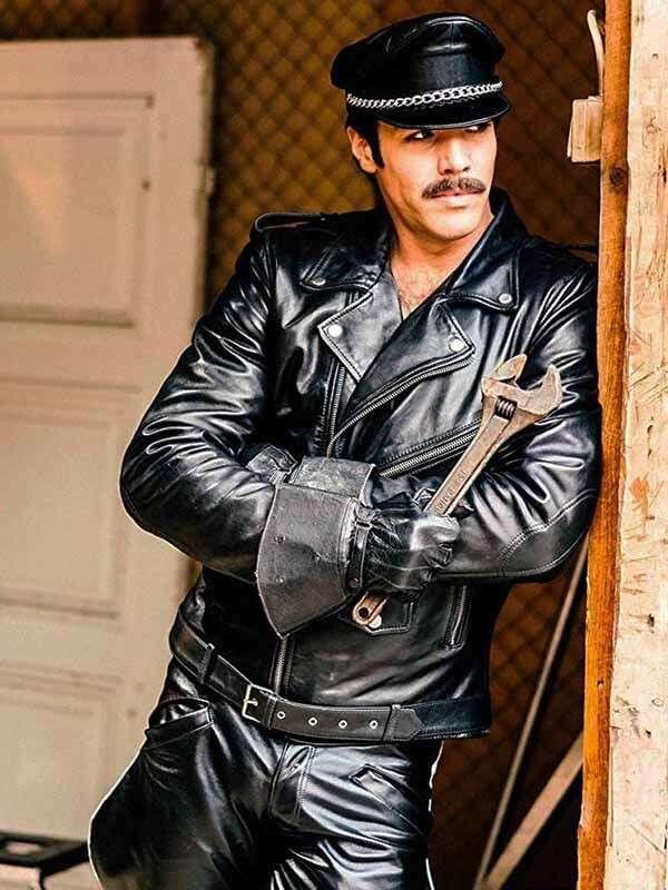 Tom of Finland Niklas Hogner Leather Jacket