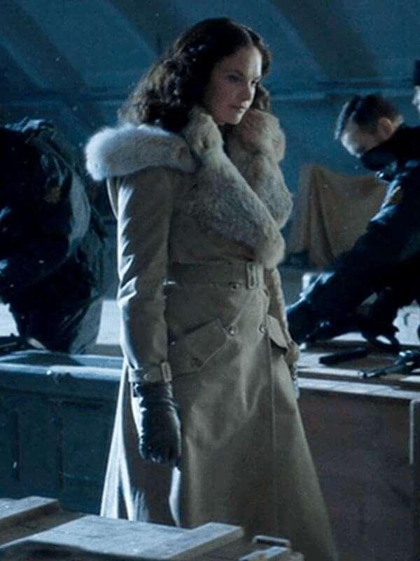 Tv Series His Dark Materials Mrs Coulter Fur Coat