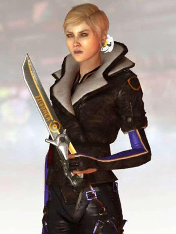 Video Game Remember Me Olga Sedova Jacket