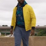 Winston Duke Movie Spenser Confidential Bomber Jacket