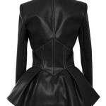 Women Fashion Frock Black Jacket