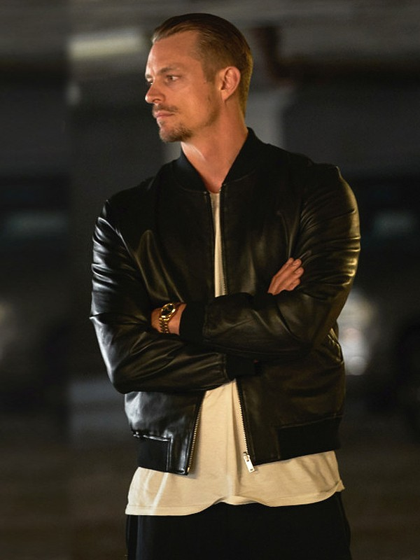informer movie Joel Kinnaman Jacket