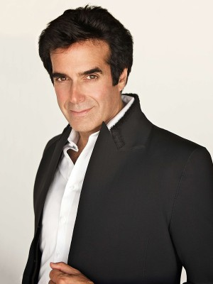 david copperfield black jacket