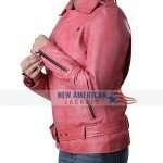Gwen Stefani Leather Jacket