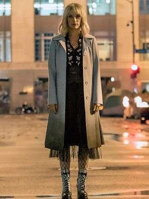 Rachel Skarsten Batwoman Coat