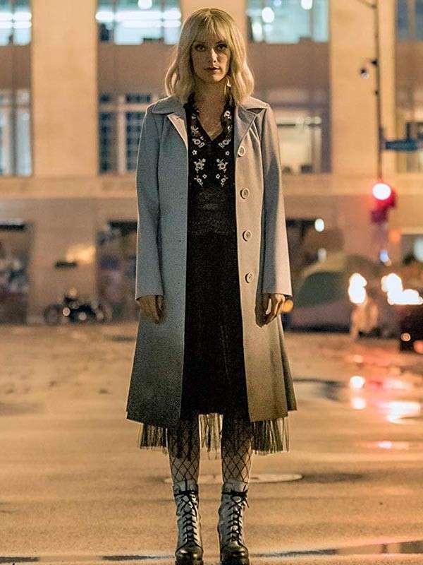 Alice Batwoman Movie Long Trench Coat