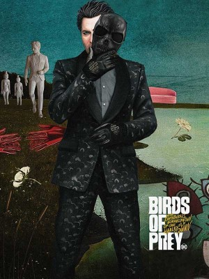 Roman Sionis Birds Of Prey Ewan McGregor Suit