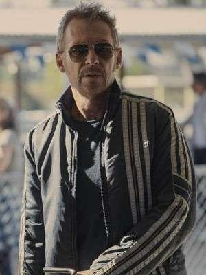 Patrick Go Cafe Racer Leather Jacket