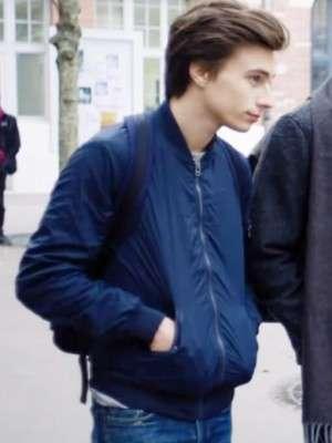 Axel Auriant Tv Series Skam France Bomber Jacket