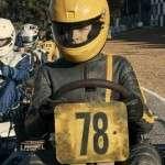 Cafe Racer Style Jacket Worn by Dean Zeta in Movie GO