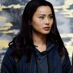 Clarice Fong TV Series The Gifted Blink Quilted Bomber Jacket