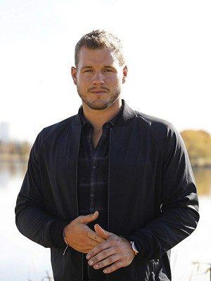 Tv Series The Bachelor Colton Underwood Bomber Jacket
