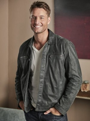 American Drama Series This Is Us Justin Hartley Jacket