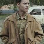 Cooper Van Grootel Go Bomber Brown Jacket