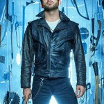 Dalton Black Biker Ash vs Evil Dead Series Jacket