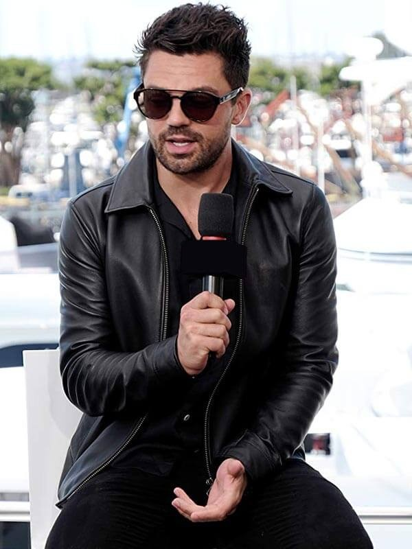 Dominic Cooper Preacher Event Jacket