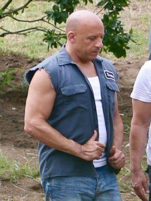 Vin Diesel Fast and Furious 9 Vest