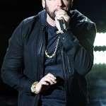 Eminem Oscars Academy Awards 2020 Suede Leather Jacket