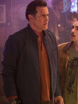 Bruce Campbell Ash vs Evil Dead Jacket