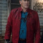 Evil Ash Tv Series Ash vs Evil Dead Jacket