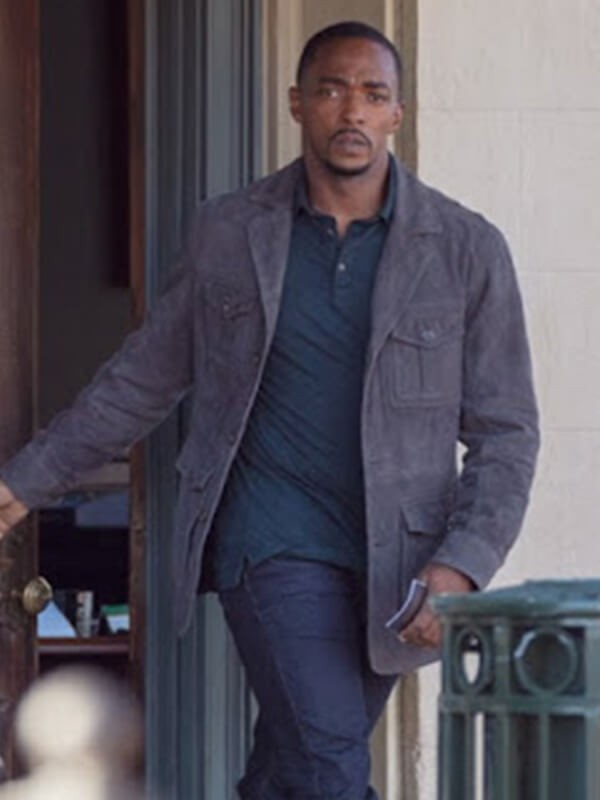 Falcon Sam Wilson The Falcon and The Winter Soldier Jacket