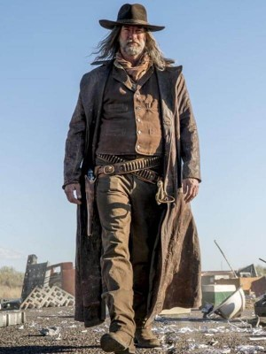Graham McTavish Preacher Coat