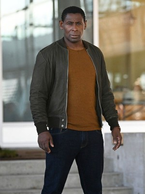 David Harewood Supergirl S05 Jacket