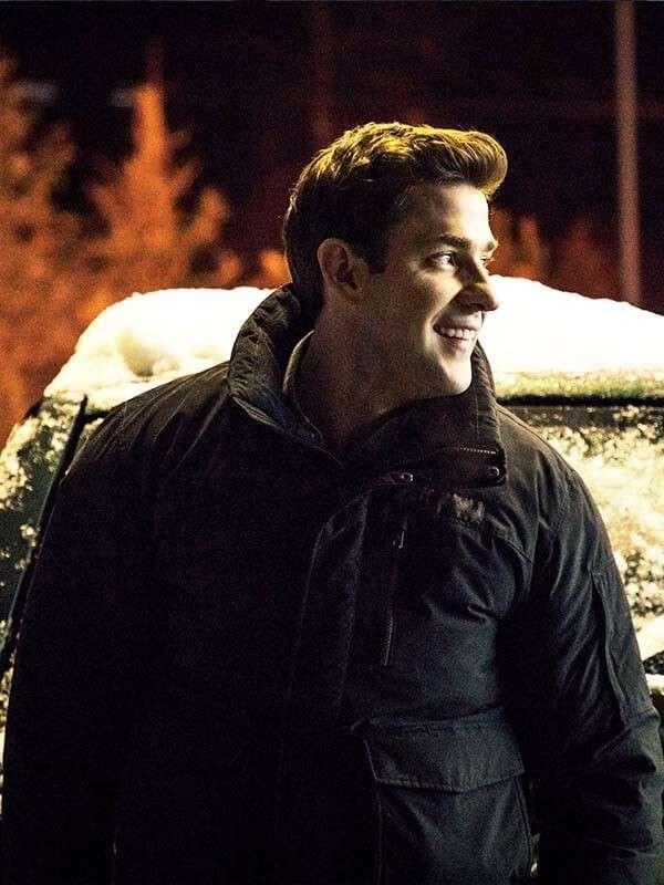 Jack Ryan Tom Clancys Cotton Jacket