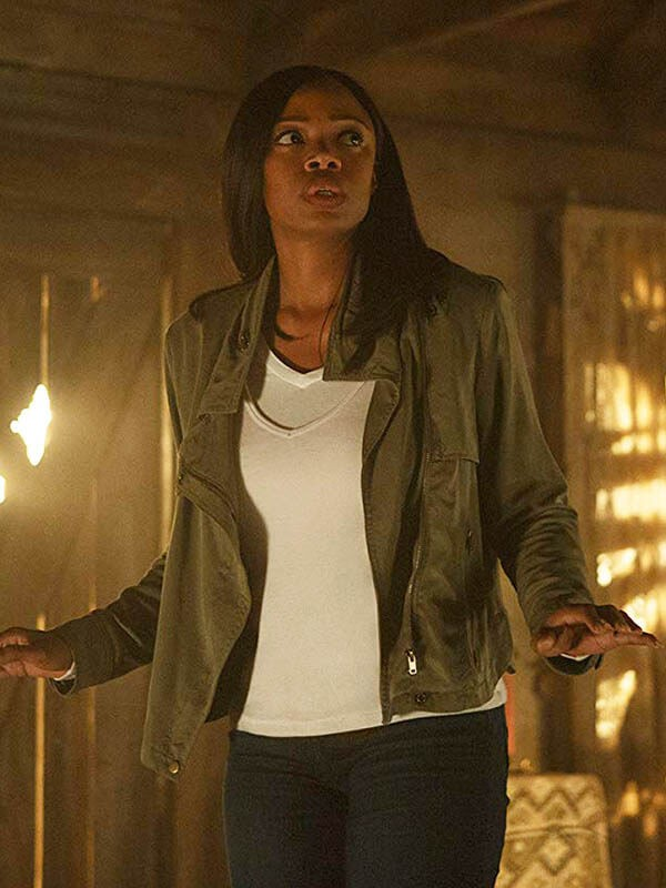 Jill Marie Jones Cotton Jacket from TV Series Ash vs Evil Dead