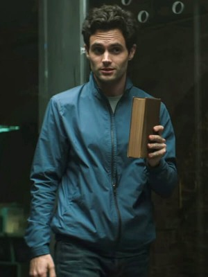 Penn Badgley You Jacket