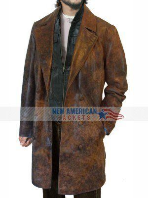 Doctor Who John Hurt Brown Coat
