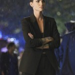 Kate Kane Black Ruby Rose Batwoman Blazer
