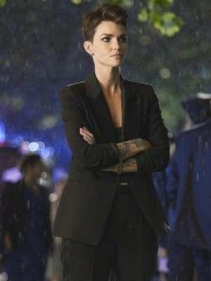 Kate Kane Batwoman Black Blazer