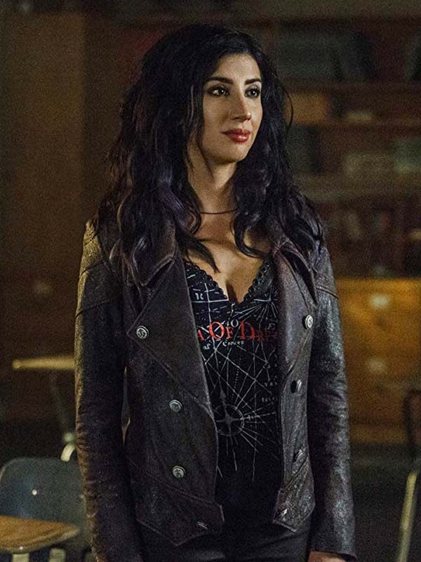 Kelly Maxwell Ash vs Evil Dead Series Leather Jacket