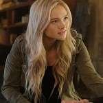 Lauren Strucker TV series The Gifted Suede Leather Biker Jacket
